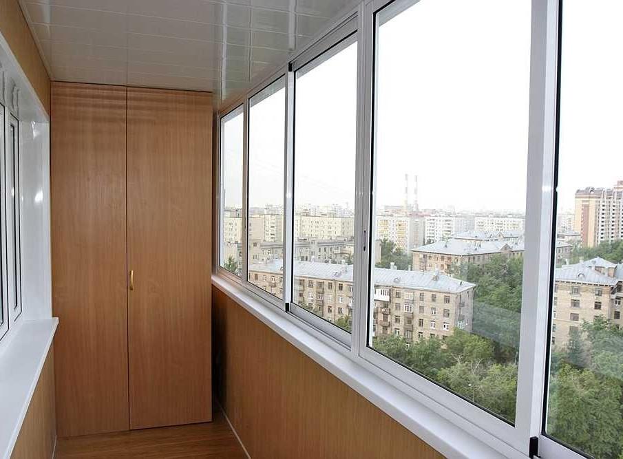 Примеры ремонта балконов и лоджий пять метров от (ооо балкон.