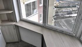 Примеры изготовления столов для балконов и лоджий от (ооо ба.