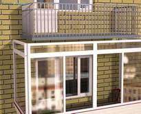 Вынос остекления на балконах и лоджиях.