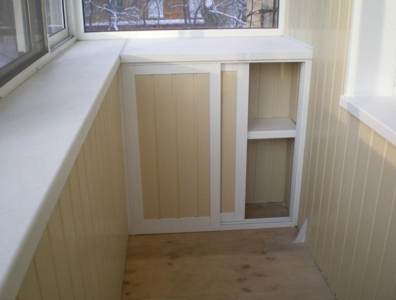 Делаем своими руками панели на балконе