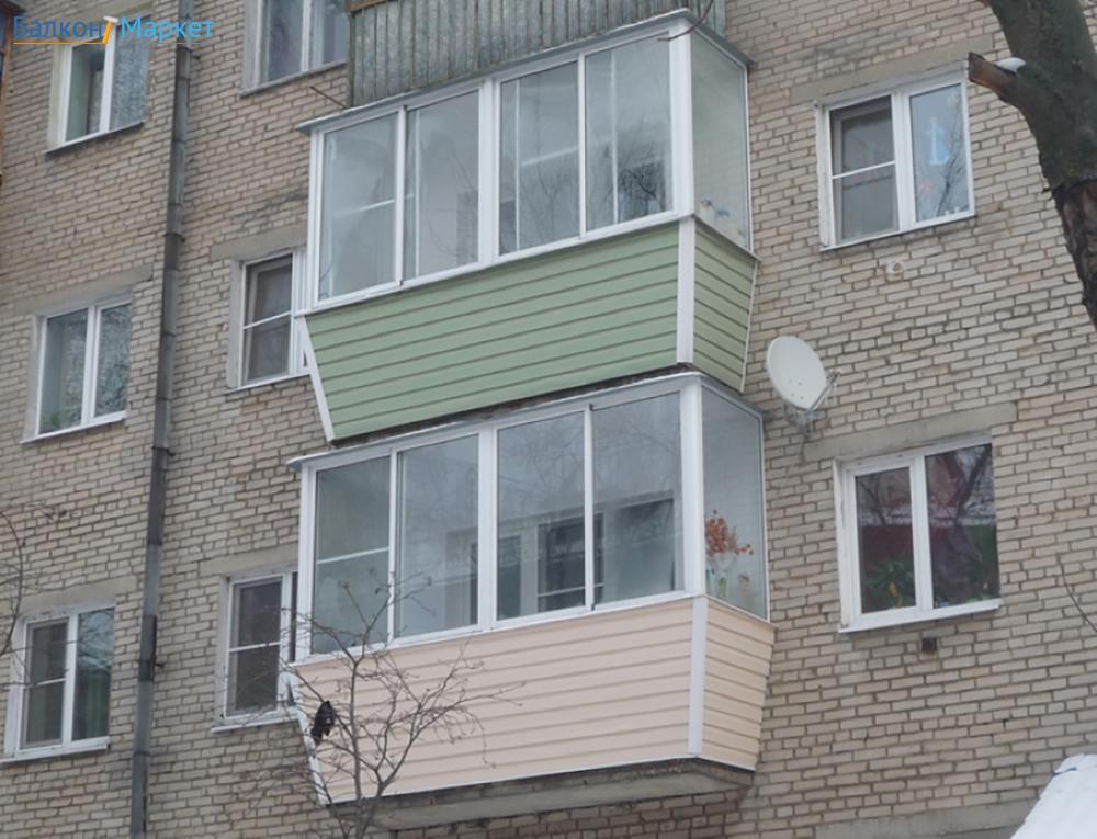 Остекление балконов и лоджий во владимире и области: цены, ф.