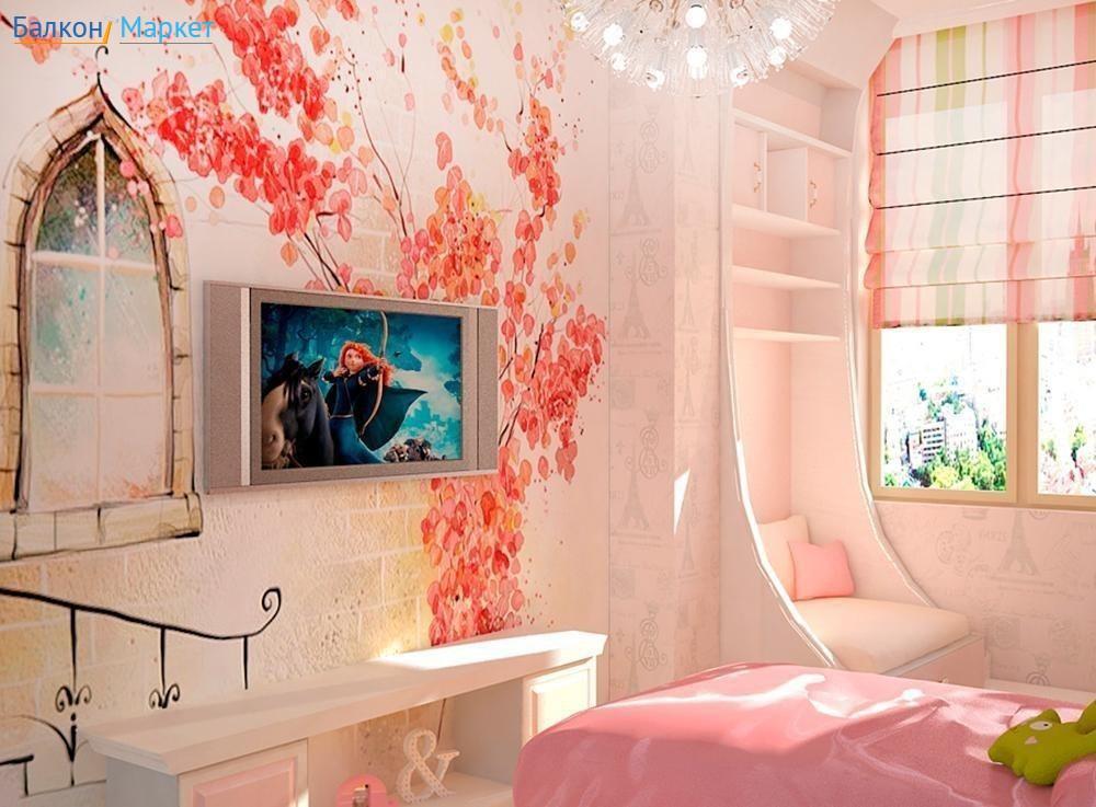 Дизайн интерьера трехкомнатной квартиры 87 кв.м для мамы с д.