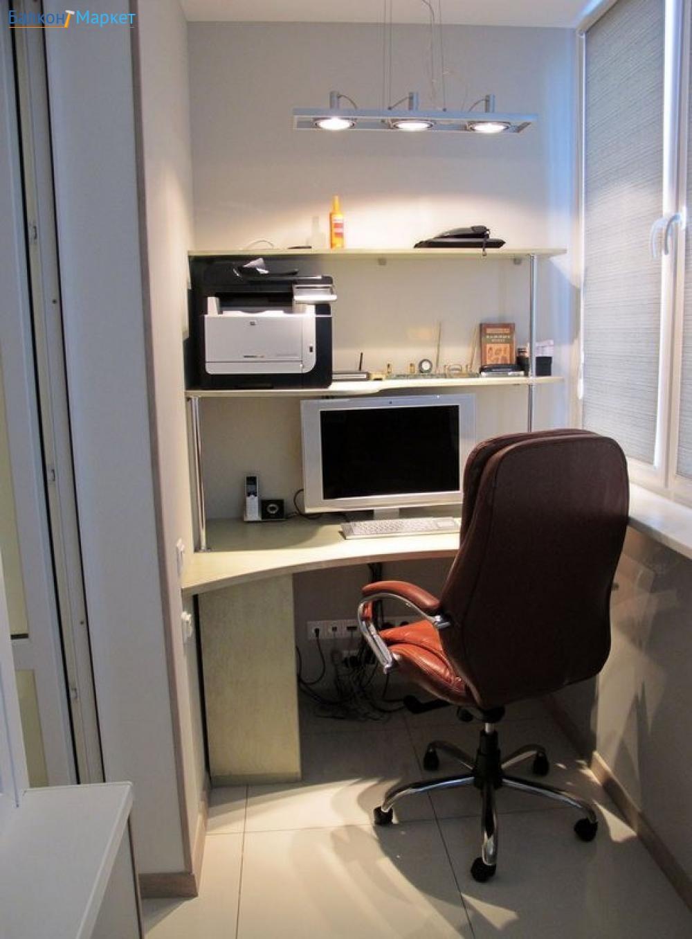 Отличная идея рационального использования пространства: каби.