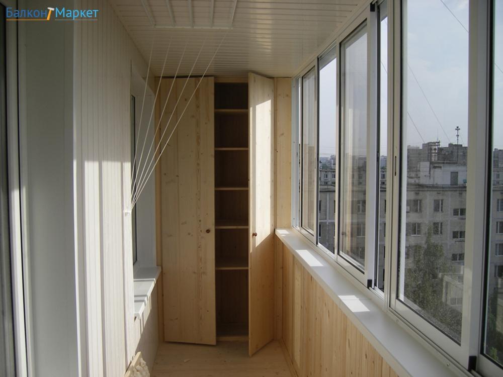 Цены на остекление, утепление, отделку балконов в новосибирс.