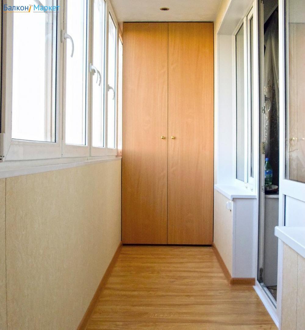 Сколько стоит отделка балкона или лоджии под ключ.