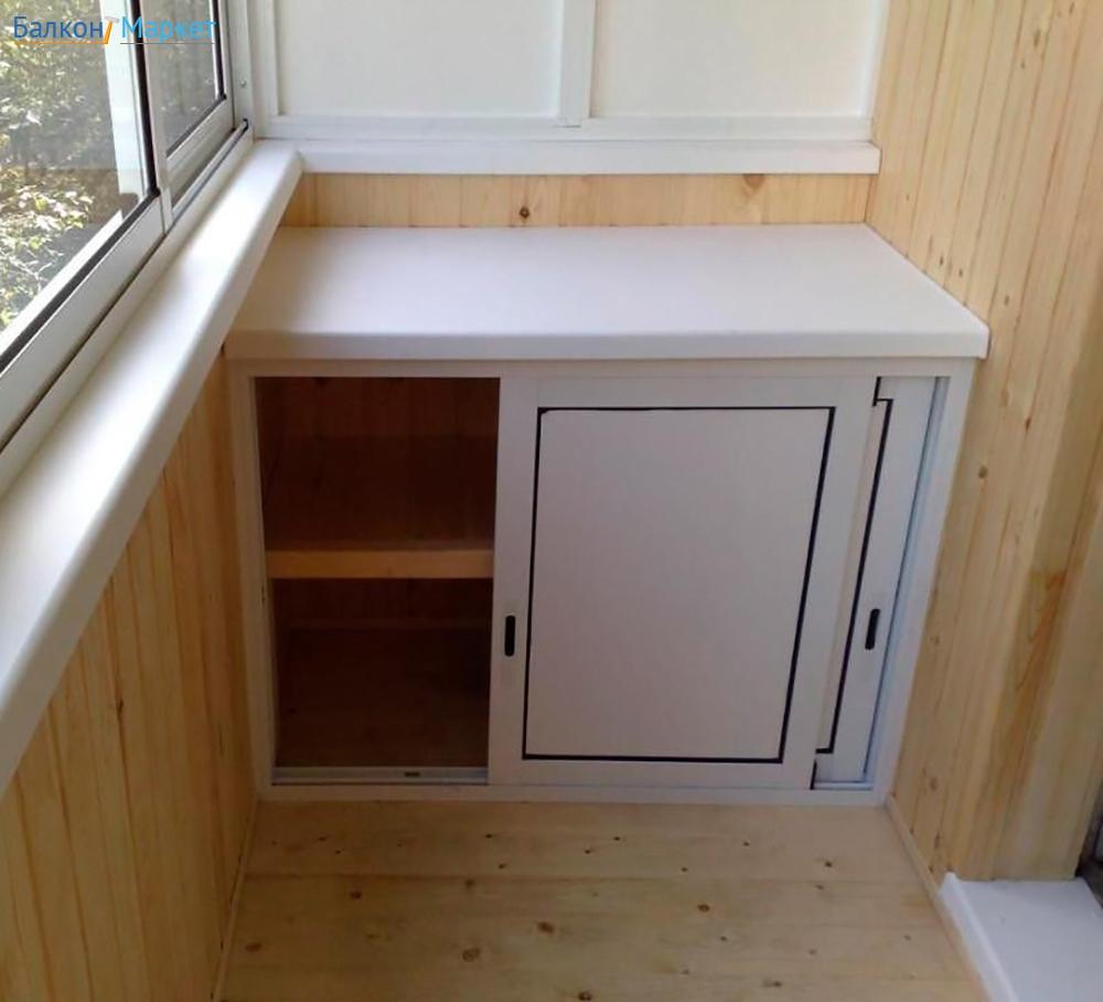Изготовить мебель для лоджии и балкона купить..