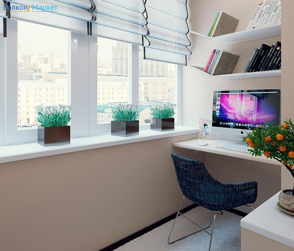 Компьютерные столы - правила проектирования и выбора (79 фот.