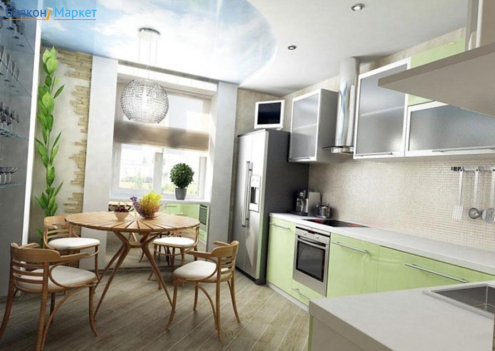 Дизайн кухни совмещенной с лоджией дизайн от маленькой до бо.