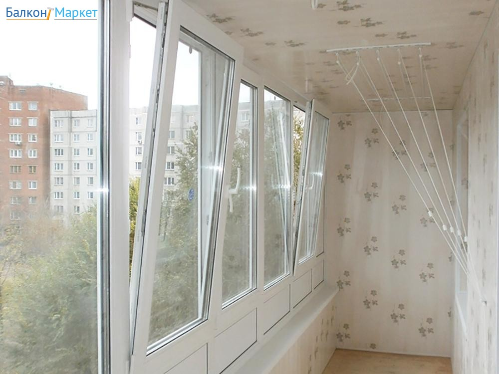 Остекление балконов и лоджий: рекомендации и отзывы.